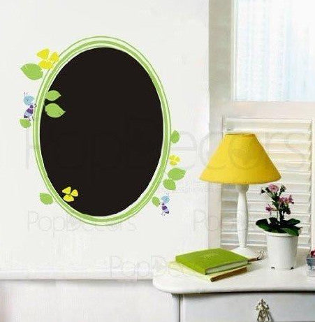 Chalkboard Decal - Ants, Ivy -Wall Decal - PopDecors,Baby Product, Pop Decors, PopDecors