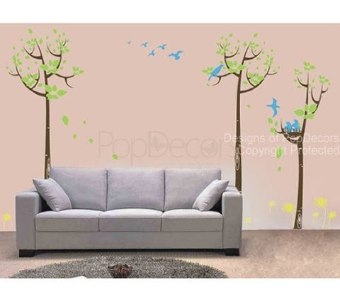 Tree Forest-Wall Decal