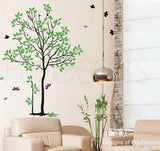 Spring Tree-Wall Decal