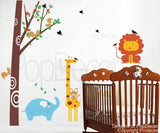 Woodland2-Wall Decal - PopDecors,Baby Product, Pop Decors, PopDecors