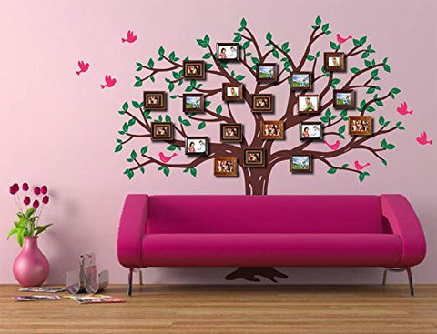 Family Photo Tree-Wall Decal - PopDecors,Baby Product, Pop Decors, PopDecors