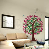 Polka Dot Tree-Wall Decal