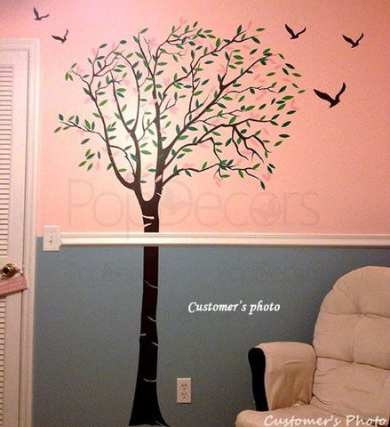 Lovely Tree-Wall Decal - PopDecors,Baby Product, Pop Decors, PopDecors