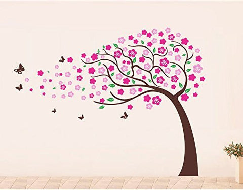 Flower Trees-Wall Decal