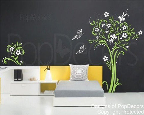 Totem Tree-Wall Decal - PopDecors,Baby Product, Pop Decors, PopDecors