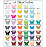 Elegant Tree Stickers Flying Butterflies-Wall Decal - PopDecors,Baby Product, Pop Decors, PopDecors