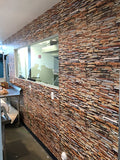 Stone Panel Seamless Wall Paper- Modern Wall Art-prt0066