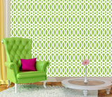 Spring Allover Pattern - Seamless Fabric Wallpaper - prt0030