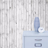 Wood Panel Seamless- Peel and Stick Fabric Wall Paper prt0065