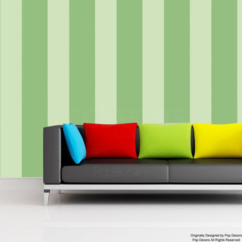 Vertical Bold- Custom Colors Wallpaper -prt0081
