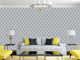 Wallpaper Moroccan 2- Fabric Modern Wallpaper- prt0032