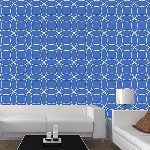 Nagoya Allover- Living Room Wallpapers Custom Colors prt0045