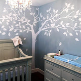 "Super Big Tree 133"" W Wall Decals - PopDecors,Home, Pop Decors, PopDecors"