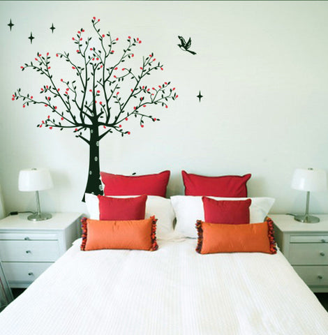 My Little Tree-Wall Decal