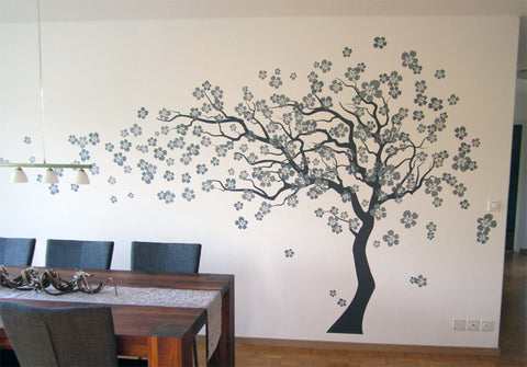 ... Cherry Blossom Tree Wall Decal   PopDecors,Baby Product, Pop Decors,  PopDecors ...