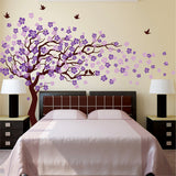 Cherry Blossom Tree Wall Decal - PopDecors,Baby Product, Pop Decors, PopDecors