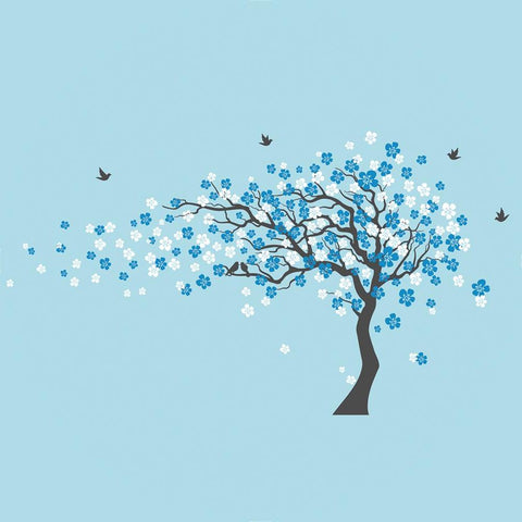 85607ac8b ... Cherry Blossom Tree Wall Decal - PopDecors,Baby Product, Pop Decors,  PopDecors ...