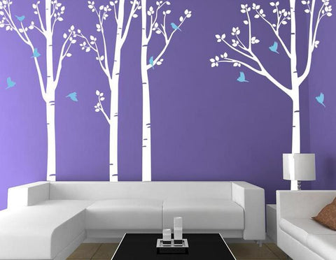 Nature Tree Forest-Wall Decal