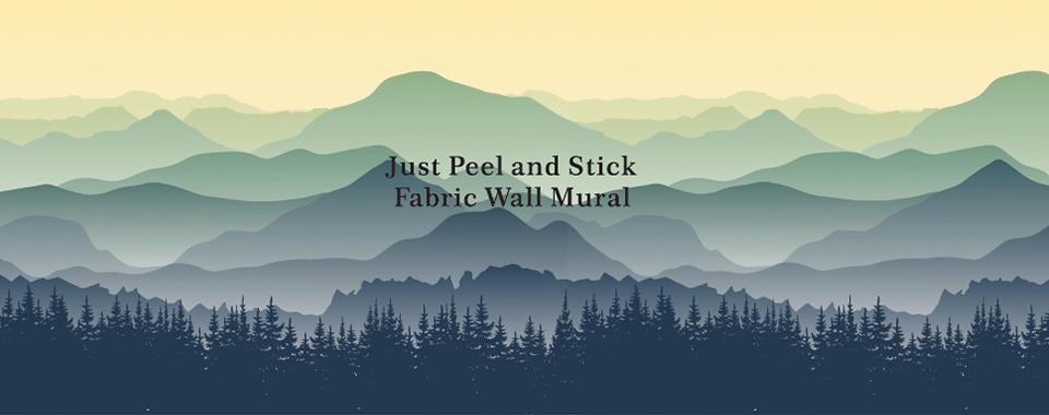 Peel and Stick Wall Murals