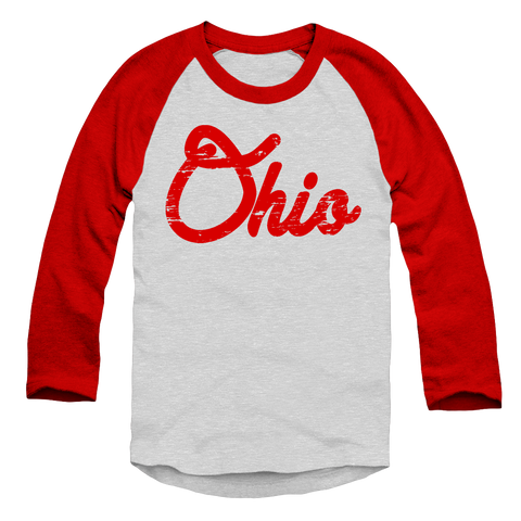 Ohio Classic(Red) Raglan