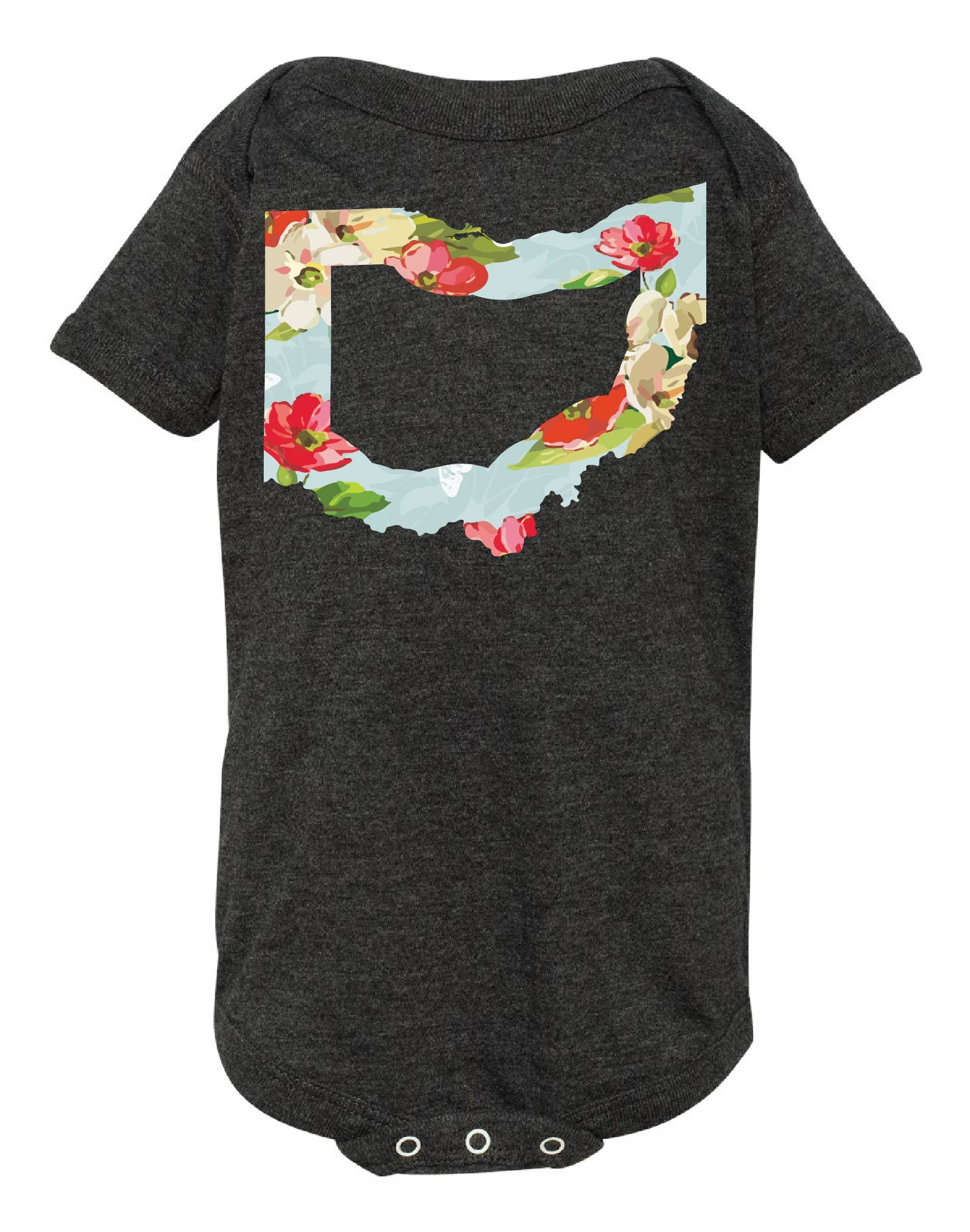 Baby Floral Ohio