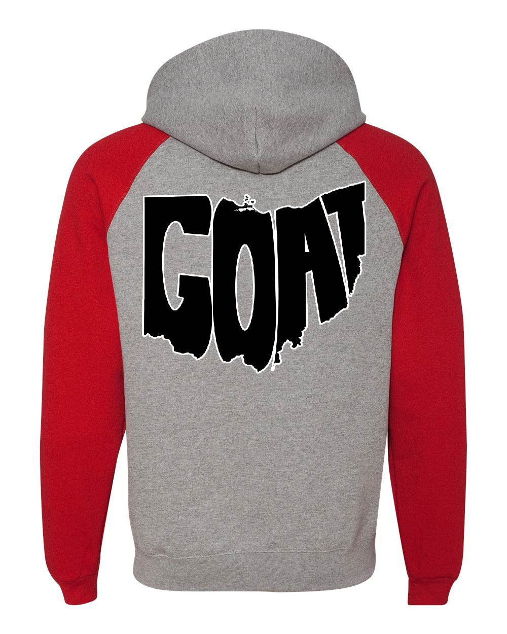 "Goat "" Greatest of All Time"" Hoodie"