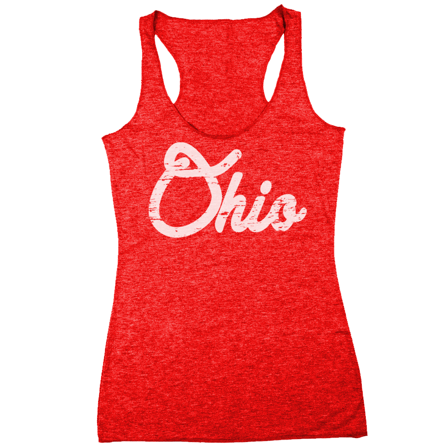 Ohio Classic Red Racerback