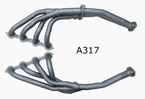 Advance Headers  & Cat Kit to Suit  - COMMODORE VT SERIES 2 - VZ 5.7 GENIII & 6 litre LS2