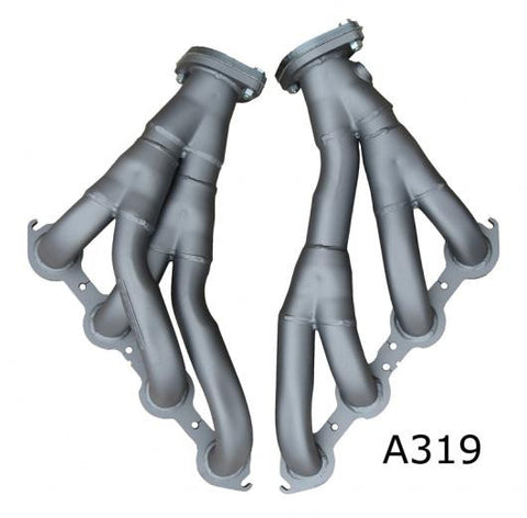 Advance Headers to Suit VE Commodore & WM Statesman 6.0ltr LS2 & 6.2 Litre LS3