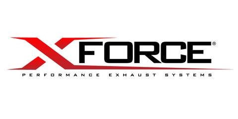 X Force Toyota Prado 120 Series 3.0ltr TD 2009-2015 Sports Exhaust Off Standard 4 Bolt Dump Pipe