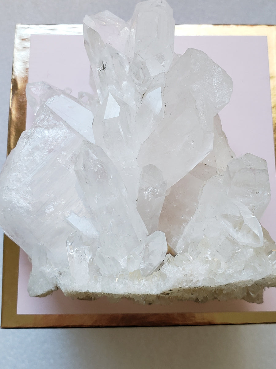 Faden Quartz Multi-point Cluster