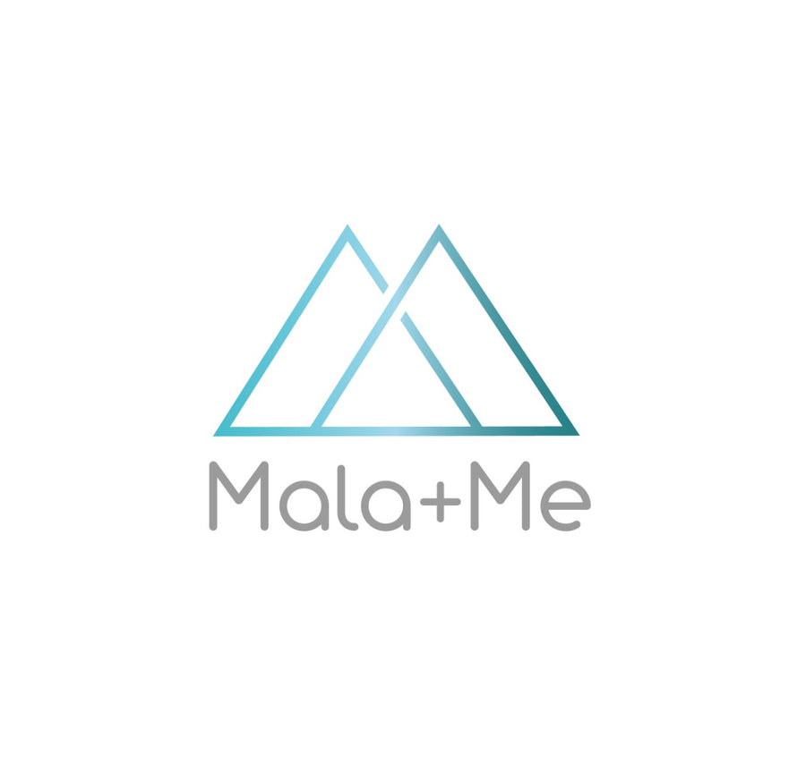 Gift Card - Mala & Me- Gemstones with beautiful geometric pendents inspired by nature- Jewlery used for meditation, setting intentions and enhancing your yoga practice. Each gemstone holds unique healing properties