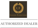 "22"" Legion Furniture Farmhouse Mirror WH5930-B-M"