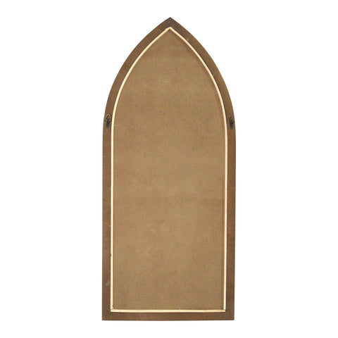 Image of Francis Cathedral Arch Farmhouse Mirror - Hen & Tilly