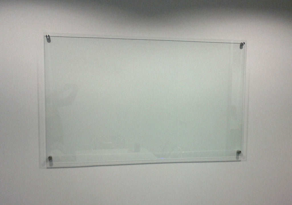 Clear Glass Whiteboards