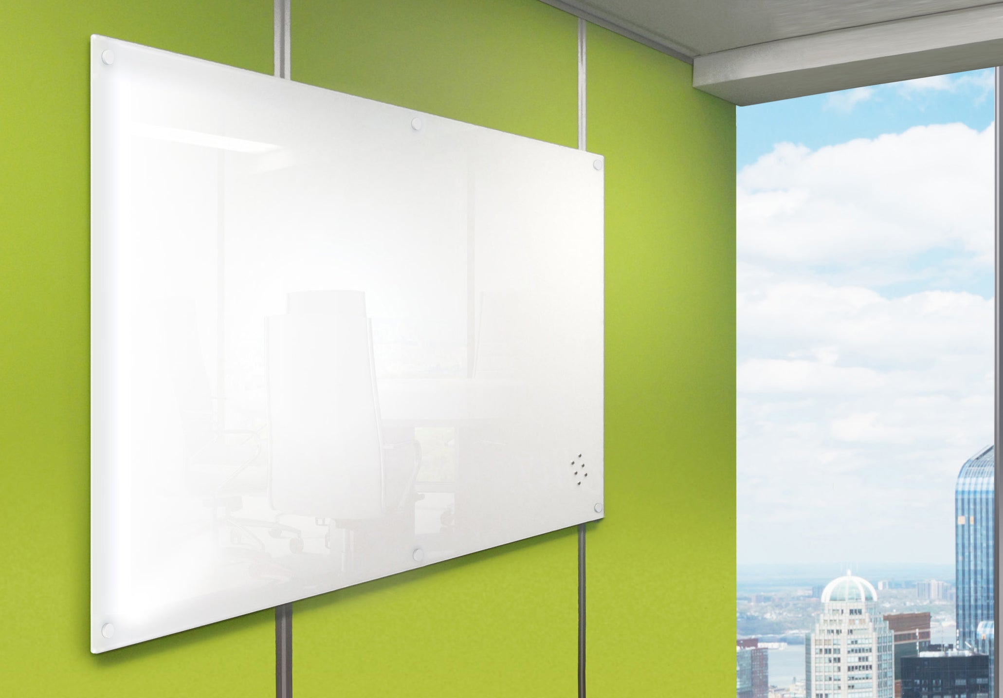 Magnetic Glassboards
