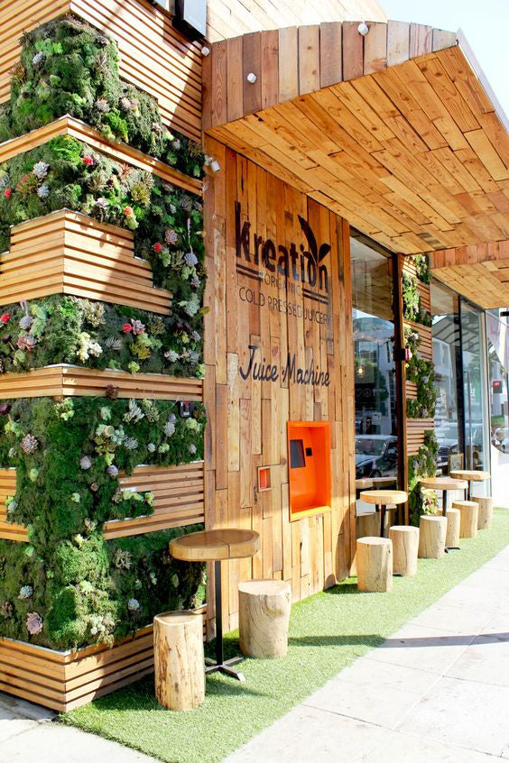 LA Juice Week // Kreation Kafe