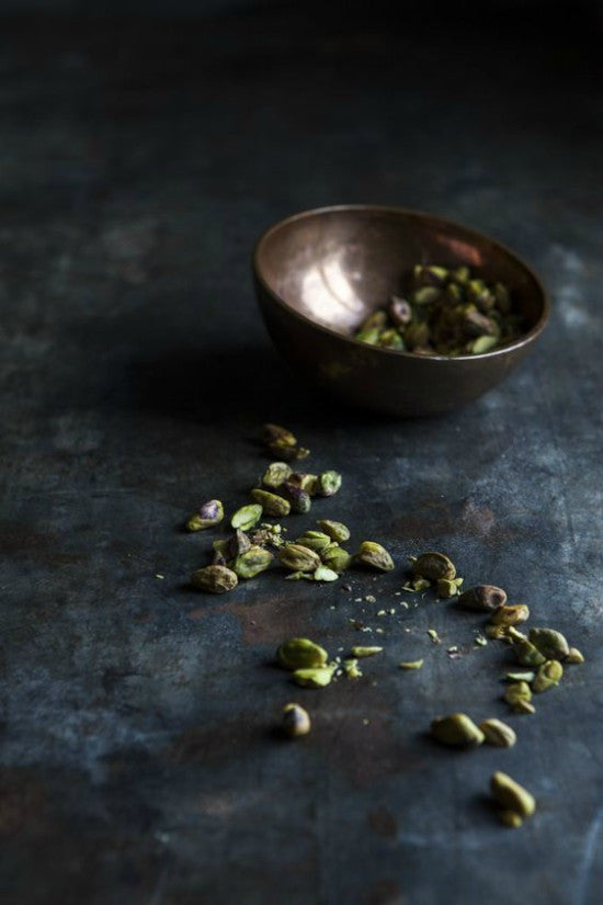 The Super-Snack: Pistachio Chia Pudding