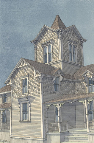 """Francis Ford"", Oak Bluffs, Cape Cod"