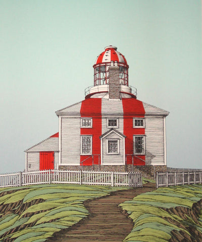 """Cape Bonavista Lighthouse"", Bonavista, Newfoundland"