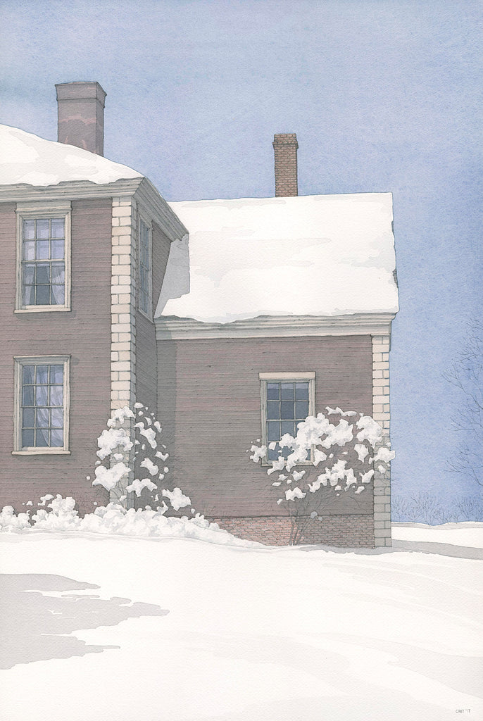 """Snow"",Brewster, Cape Cod"
