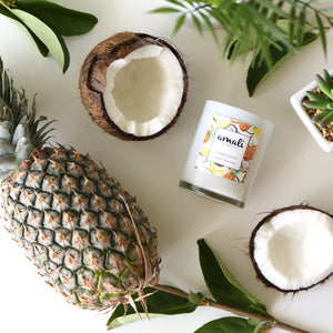 Pineapple & Coconut
