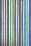Multi Color Striped Kitchen Towel