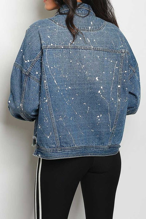 Rave Denim Jacket