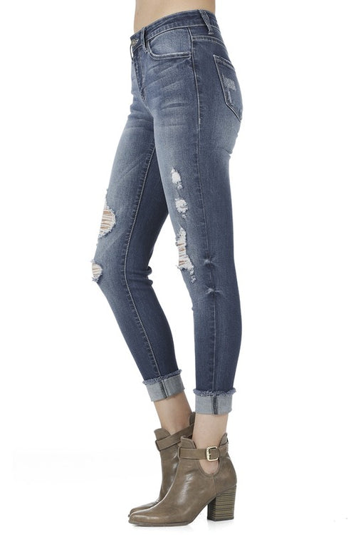 802 Cropped Skinny
