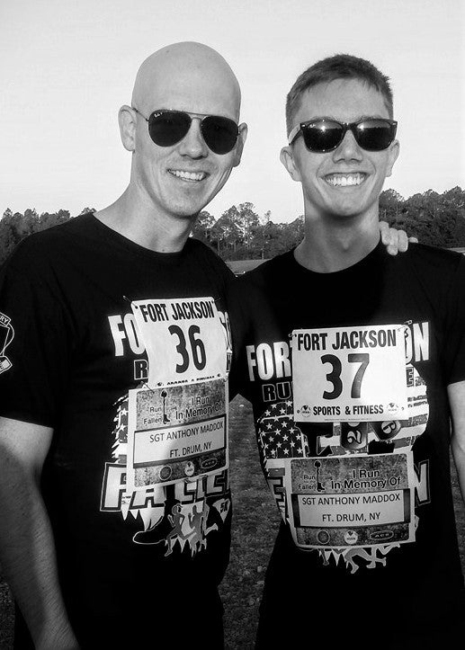 Fort Jackson Run for the Fallen 2016