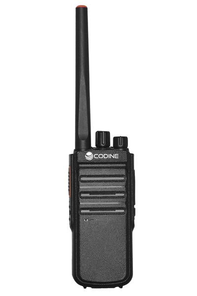 Codine DP340 Two Way Radio - Review