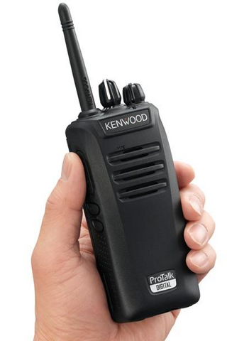 Kenwood TK3401DT Licence Free - Review