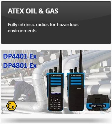 Oil and Gas Radios