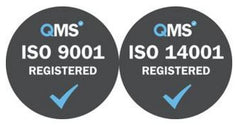 Radio Shop is ISO9001 & 14001 Certified